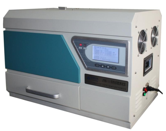 JTRG-III 热流计式导热系数测试仪