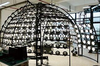 JTG-S3 智能人工模拟天穹系统 (北京市科委扶持项目产品,直径5米)